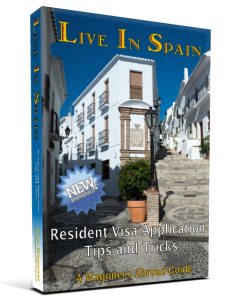Live In Spain - 3D Book Cover (final alpha)